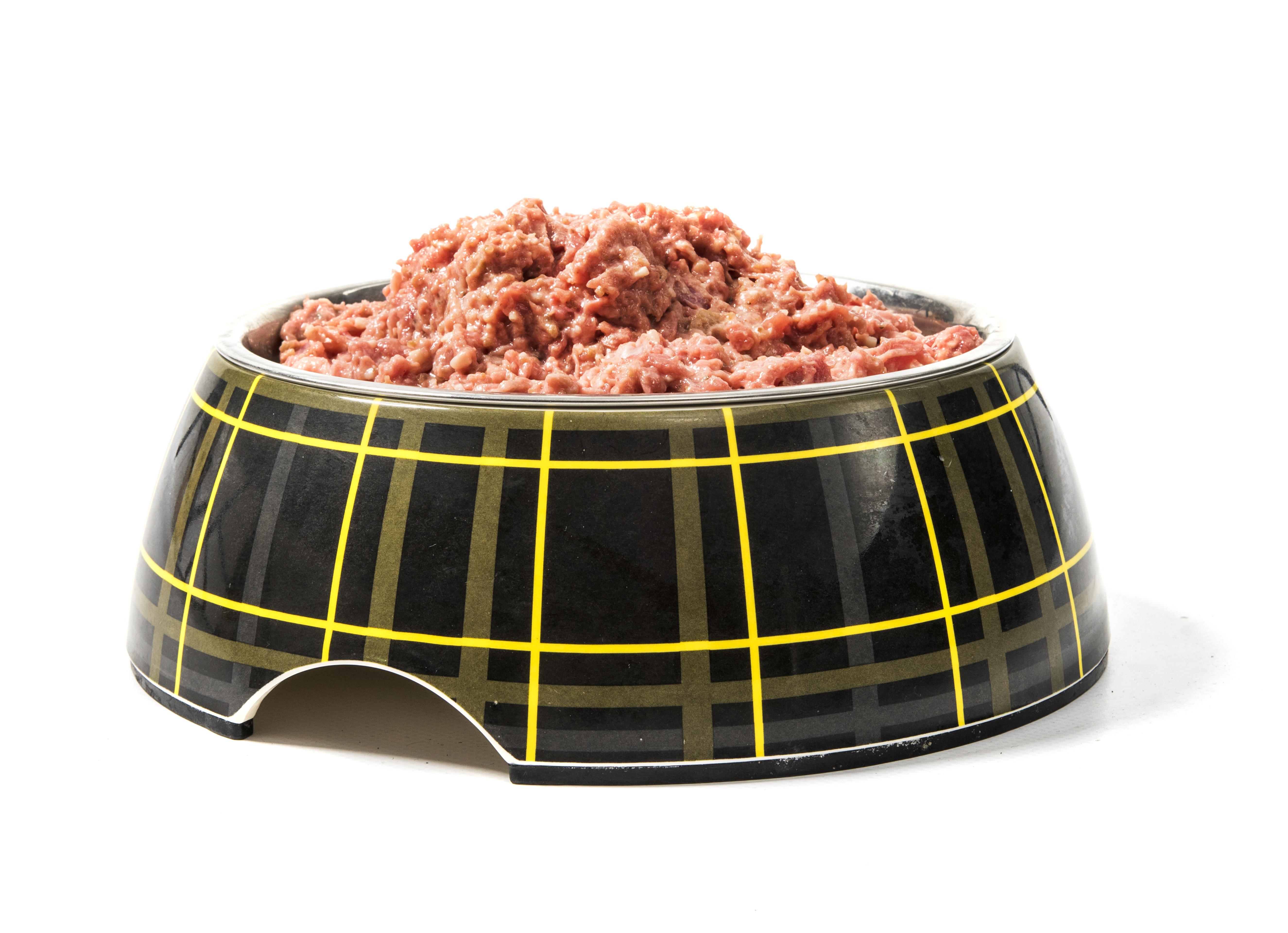 matskål med Axess färskfoder